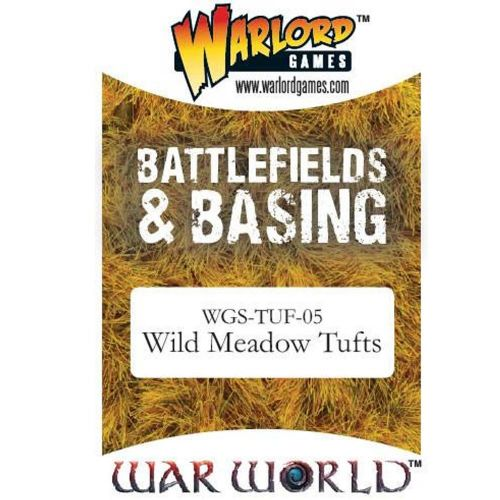 Warlord Games - Battlefields and Basing - Wild Medow Tufts